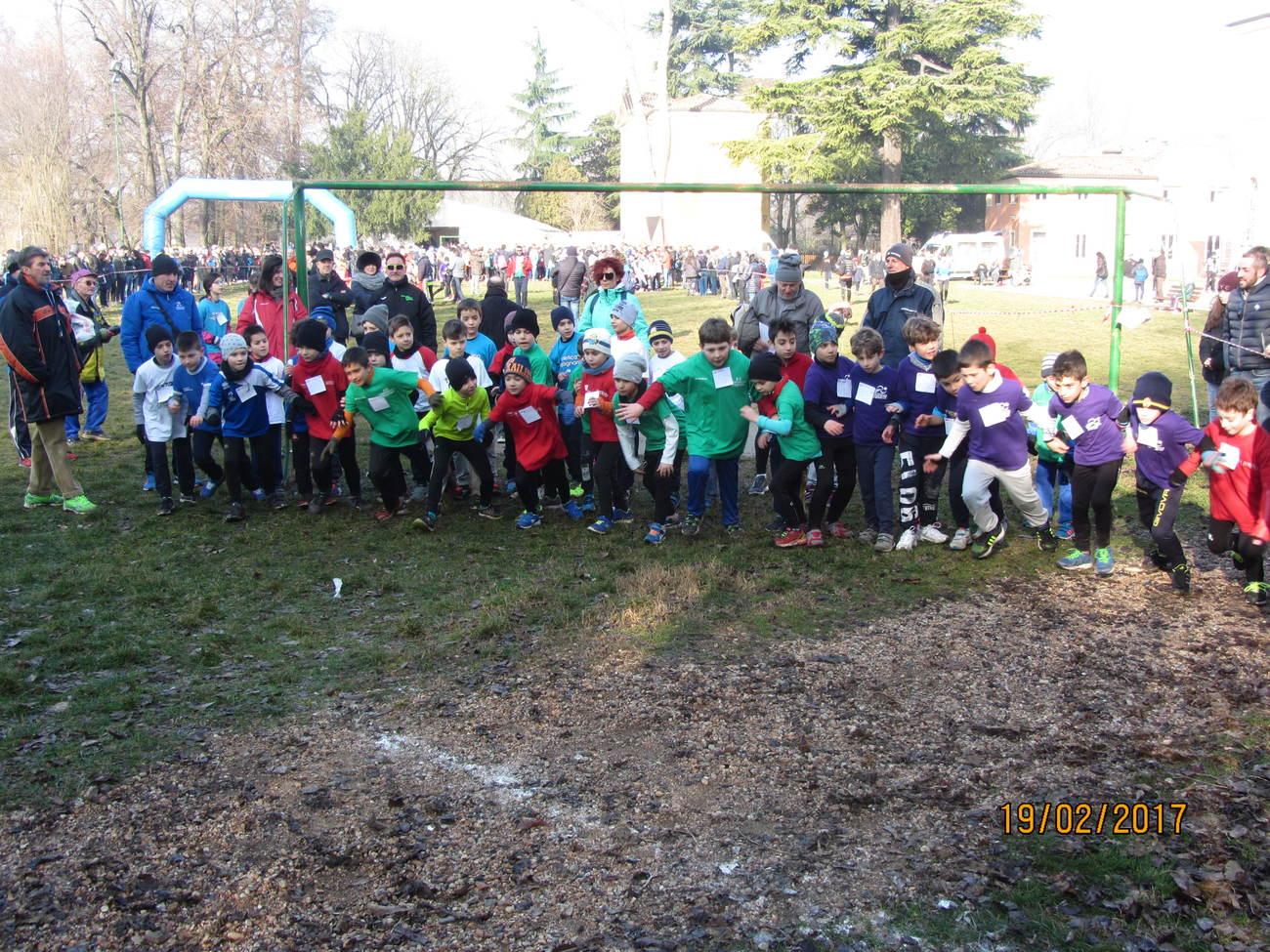 Foto Campionato Provinciale Corsa Campestre – 19/2/2017