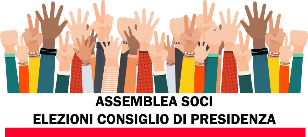 ANNULLATA - Assemblea ordinaria ed elezioni nuovo consiglio di presidenza