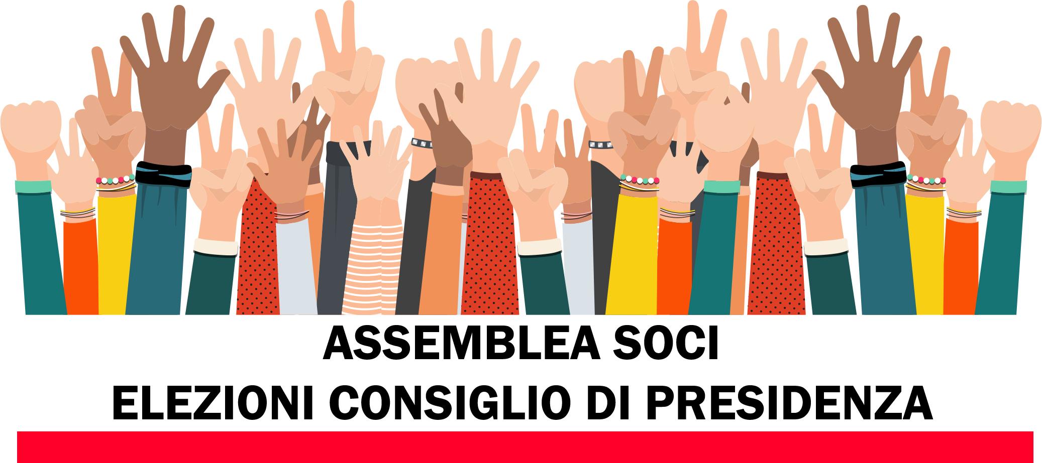 ANNULLATA – Assemblea ordinaria ed elezioni nuovo consiglio di presidenza